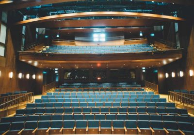 Huntington Hartford Theater